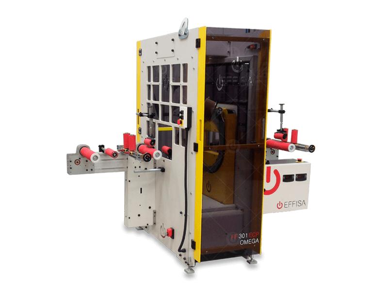 Circular Profile Packing Machine Omega FF 301 ECP – EFFISA